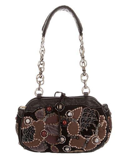 Jamin Puech Patchwork Shoulder Bag -  - Farfetch.com
