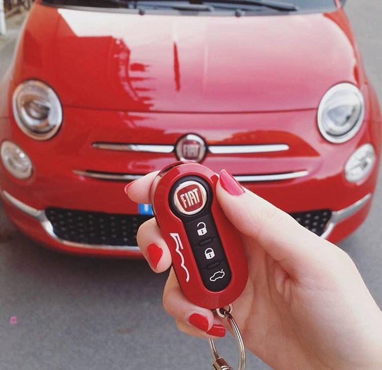 Own A Red Fiat 500 Lounge And Name It Fifi With Images