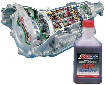 transmission fluid change in 4R100 ford transmission