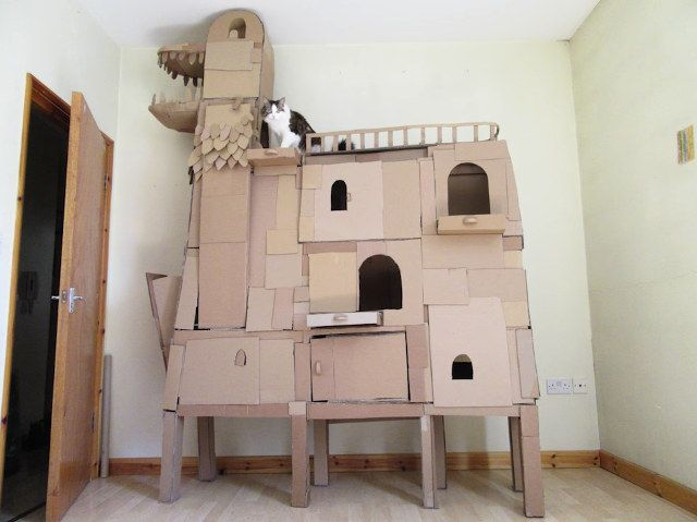 Beau Image Result For Giant Cat House