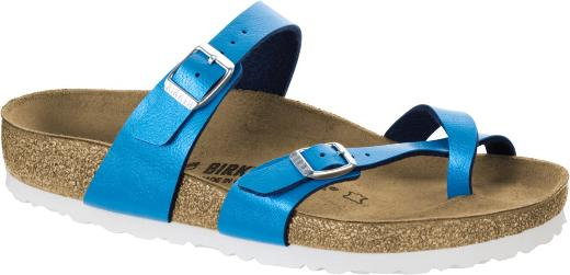 Birkenstock Women's Mayari Birko Flor Sandals Graceful Ocean