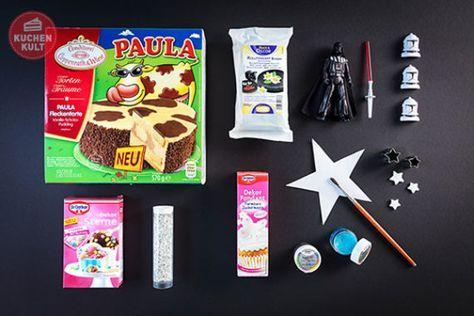 star wars torte kindergeburtstag mit kultfaktor jungs. Black Bedroom Furniture Sets. Home Design Ideas