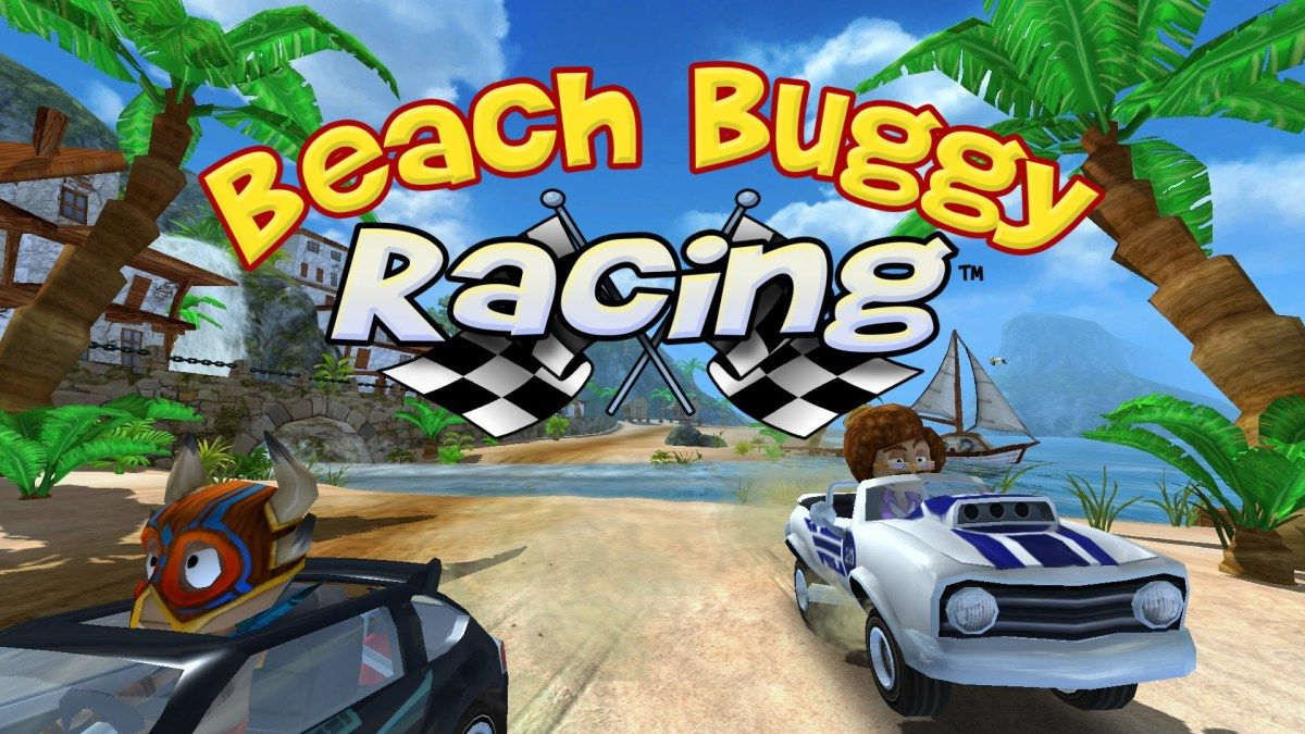 Beach Buggy Racing Comes To Nintendo Switch On September