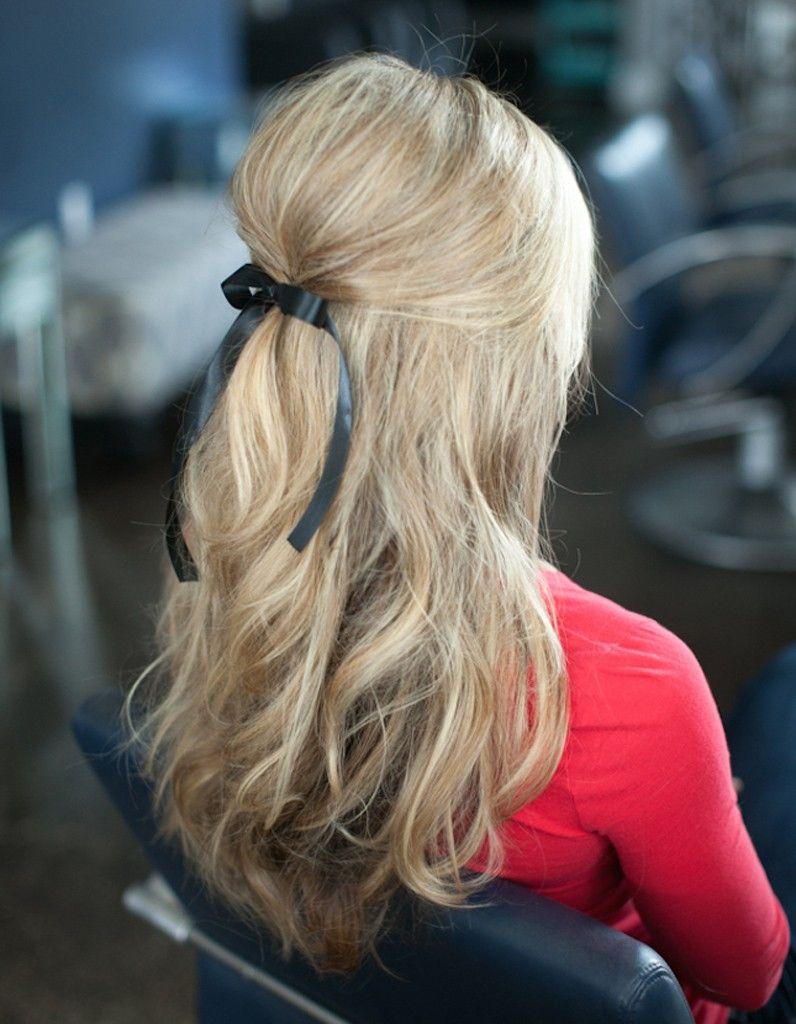 La demiqueue bombée Coiffure année 60, Coiffure et Cheveux