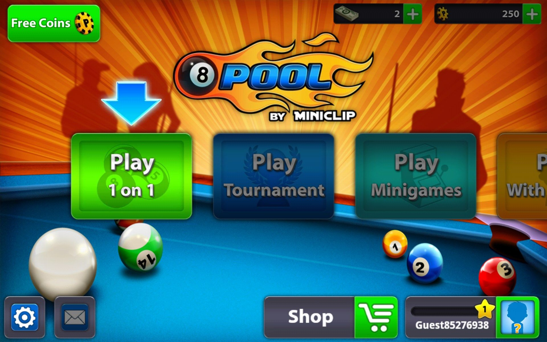 8 Ball Pool Cash Mod 8 Ball Pool Apk Mod 3 1 For Android Android Apps