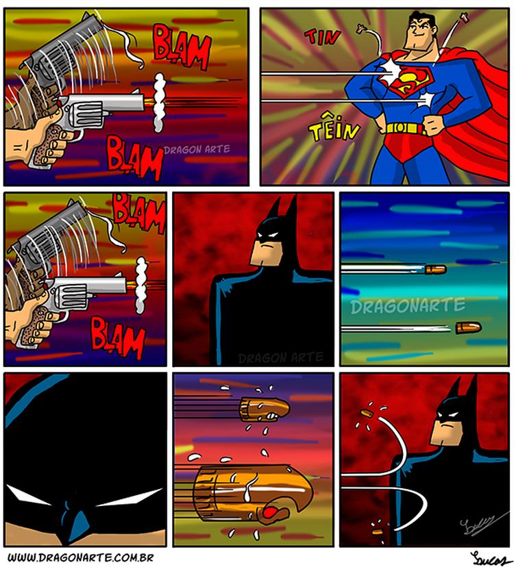 Bulletproof Heroes