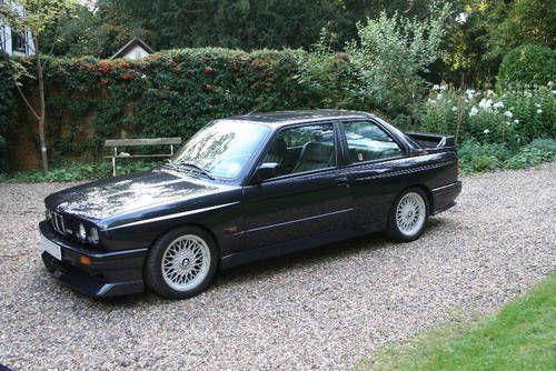 1988 M3 Evolution Ii Bmw E30 M3 Bmw Bmw E30