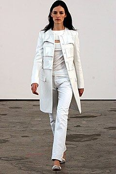 Helmut Lang Spring 2002 Ready-to-Wear Collection Photos - Vogue