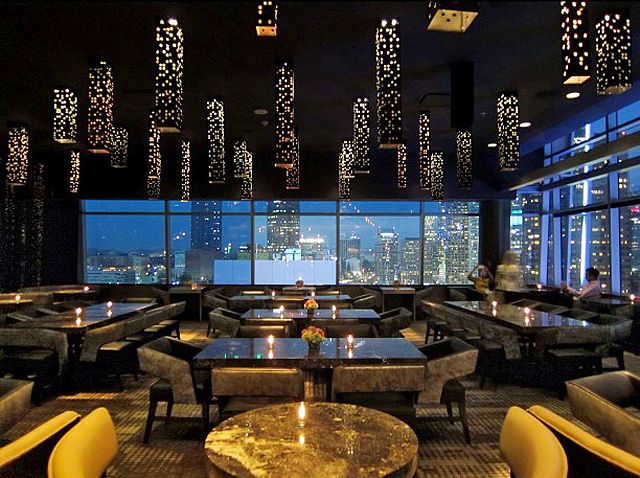 The Most Popular Los Angeles Hotels On Instagram Los Angeles Hotels Dark Restaurant Rooftop Venue