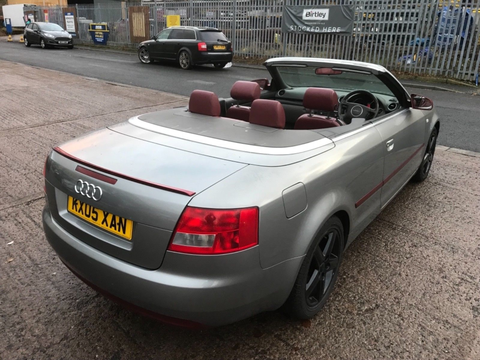 2005 Audi A4 2 5tdi Automatic Cabriolet Convertible Long Mot 1 995 00 End Date Monday Mar 5 2018 19 32 11 Gmt Add To Watch List