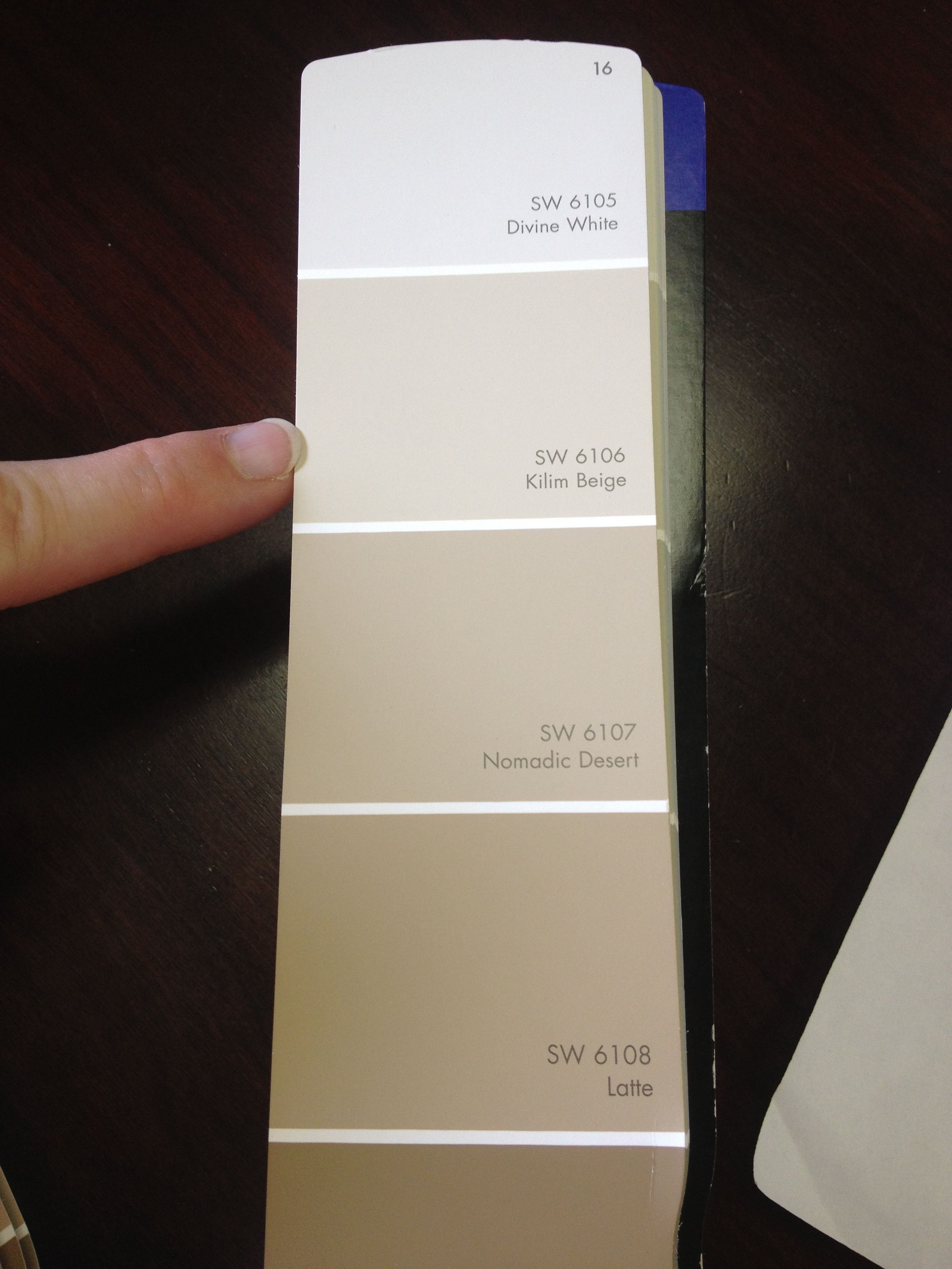 Staging tip the best color to paint a home is sherwin for Beige white paint color