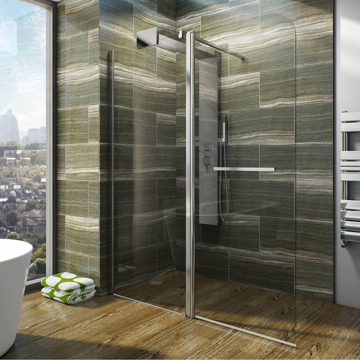 Bathroom Mirrors Victoria Plumb v6 designer walk in enclosure 1600 x 800 - victoria plumb | ideas