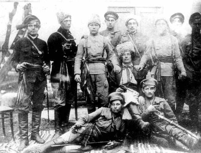 Fyodor Shus Revolutionary Insurrectionary Army Of Ukraine History People Russian Revolution Art History