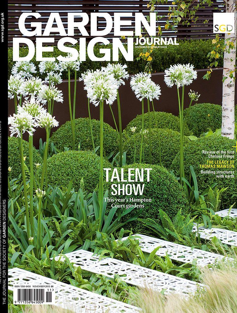 Garden Design Journal - 2012 (con imágenes) | Diseños de ...