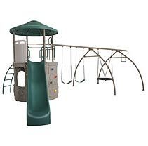 Lifetime Adventure Tower With Spider Swing Products Pinterest