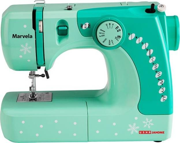 Usha Marvella Electric Sewing Machine Price In India Buy Usha New Sewing Machine Online Shopping India