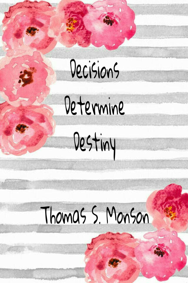 Love This Quote By Thomas S. Monson ❤❤ Lds