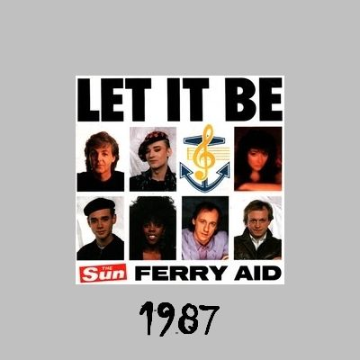 Hazel O'Connor With Various Artists - Ferry Aid - Let It Be