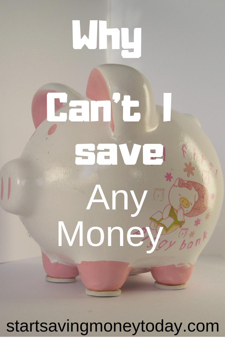 Why Can T I Save Any Money The Art Of Frugal Living Money Saving Mom Money Money Saving Advice