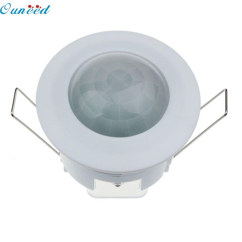 Ouneed Happy Home Pir Motion Sensor Switch 360 Degree 220v