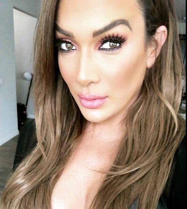 Savelina Fanene | Nia jax model, Wwe girls, Nia jax