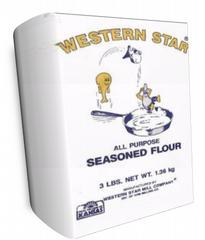 Western Star Seasoned Flour Made In Salina Ks Best Flour For