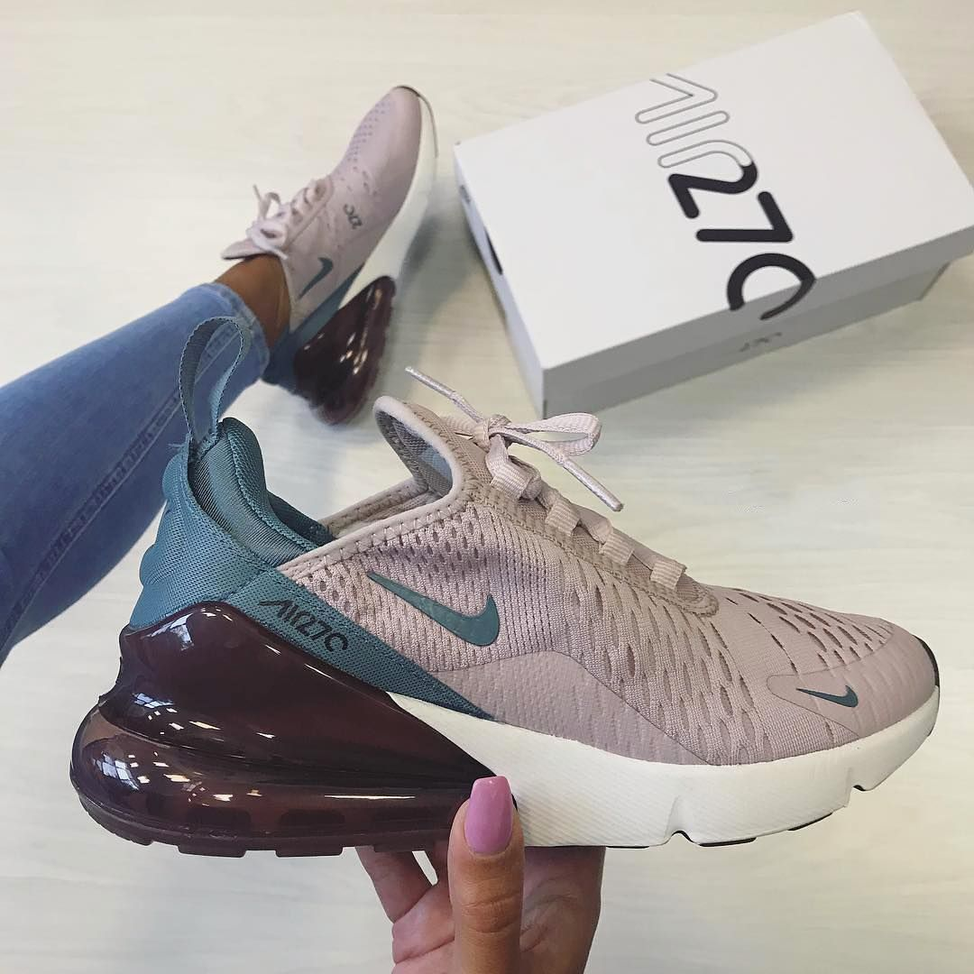 Air Max 270 Women's Shoe. Nike GB in 2019 | Nike air max