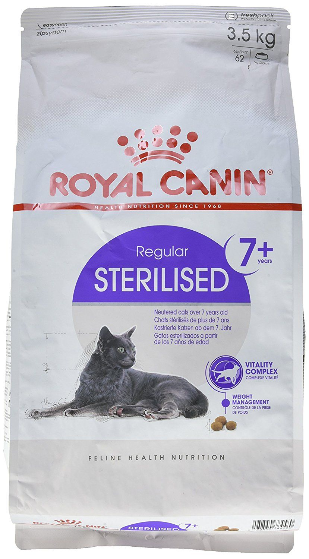 Royal Canin Cat Food Sterilised 7 Cats Cat Food Royal Canin