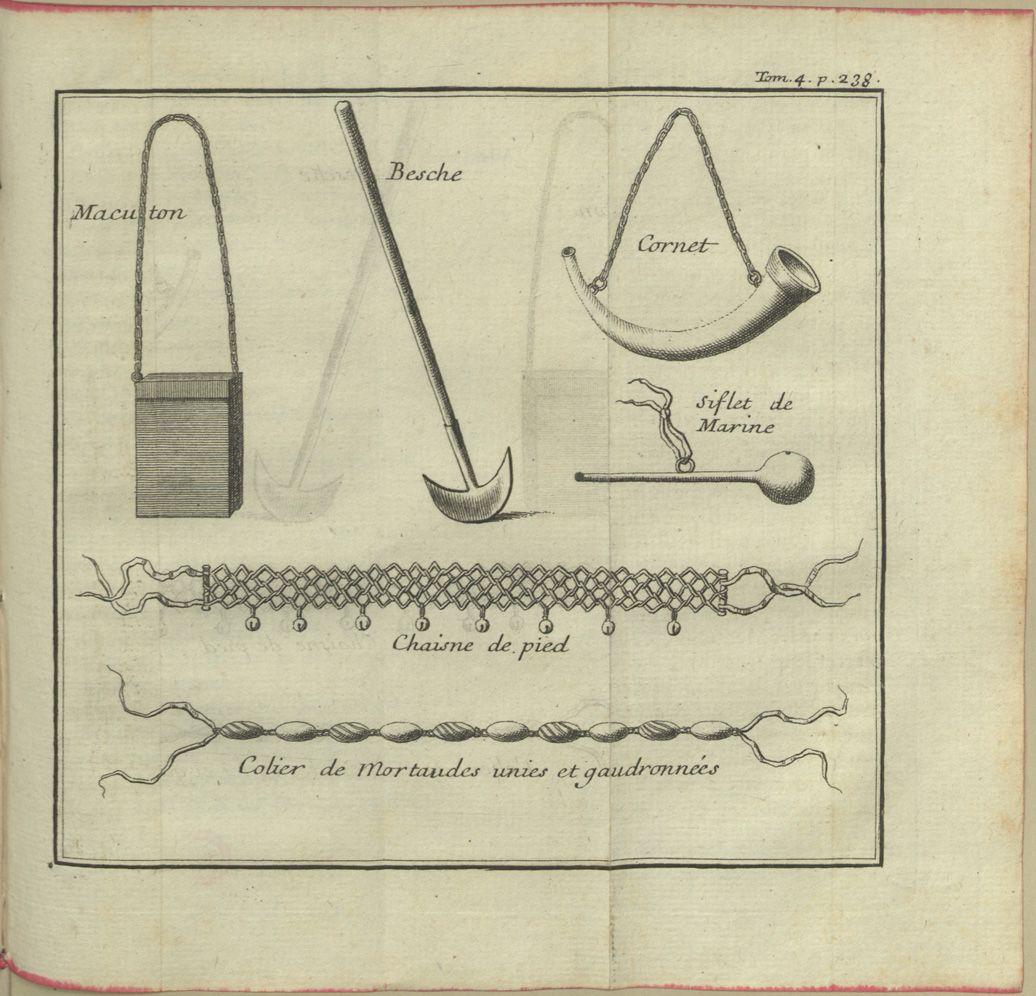 """D.S. XVIII – 96 – 0005_new -  Jean-Baptiste Labat (1633 -1738),  O.P.  –""""Nouvelle relation de l'Afrique Occidentale…"""". A Paris : chez Pierre-François Giffart, 1728. BNP D.S. XVIII - 96"""