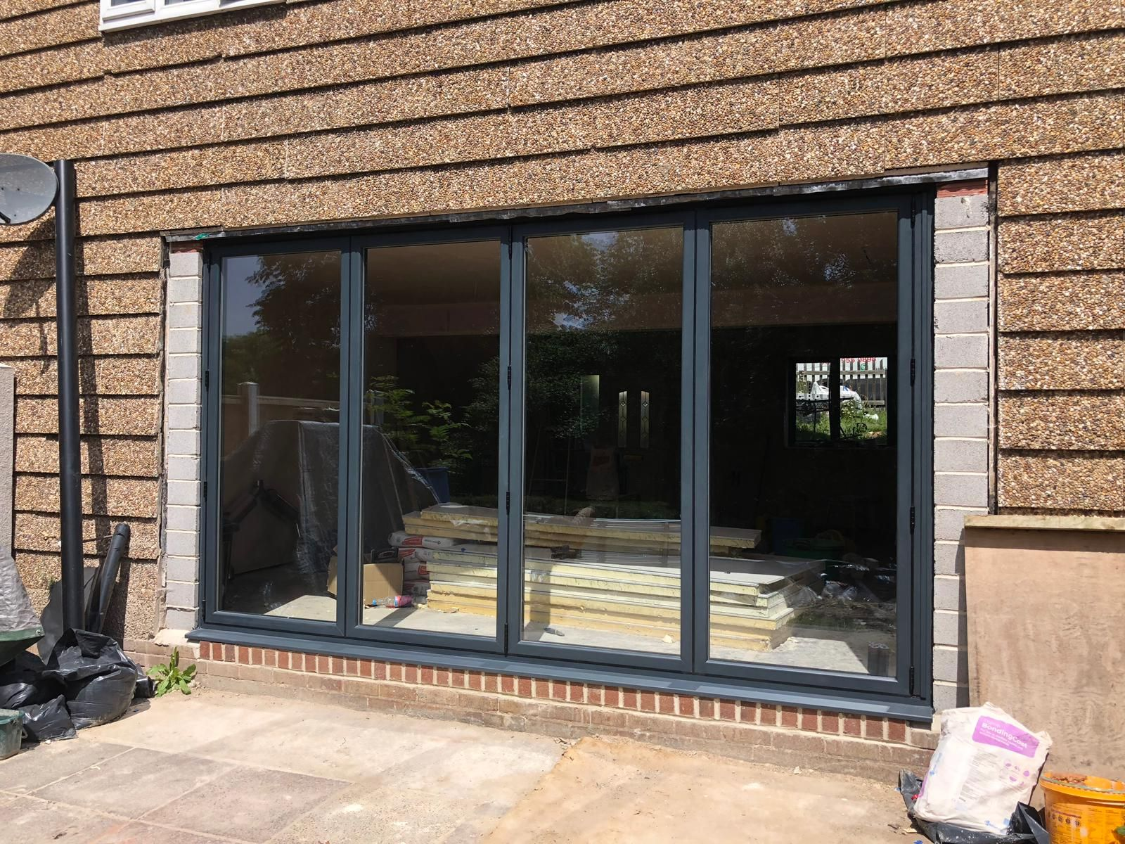 At Value Doors Our Cheap Bifold Doors Guarantee To Enhance Your Home How Much Are Bifold Doors Well Our Bif With Images Bifold Doors Upvc French Doors Bifold Doors Cost