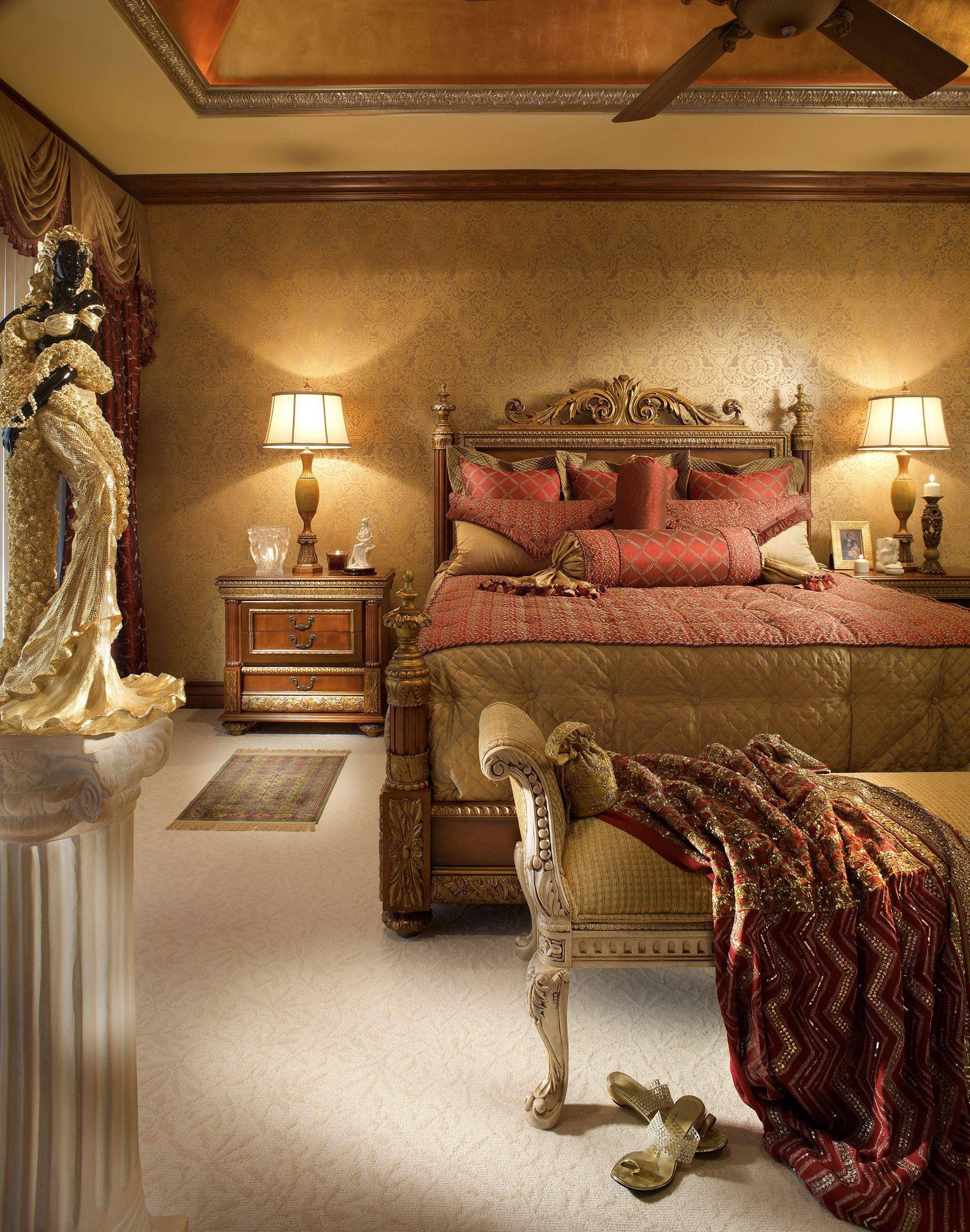 Opulent Dream Perla Lichi BED ROOMS in 2019