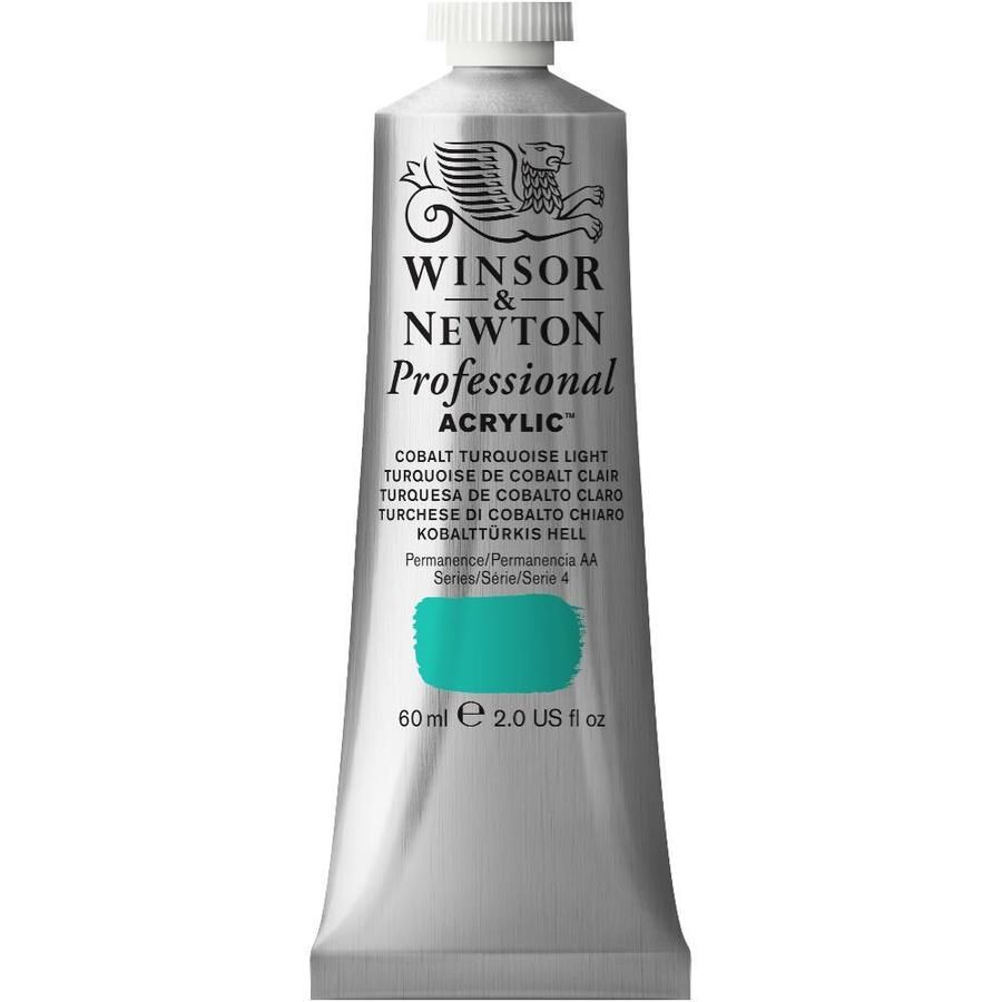 Winsor & Newton Professional Artists Acrylic Paint 60ml 80