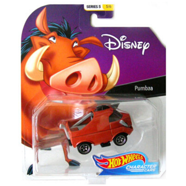Set of 6 w// Baymax /& Genie 2019 Hot Wheels Character Cars Disney Series 4