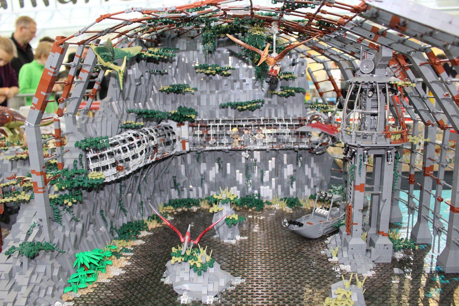 IMG_0806 | Lego movie, Lego, Jurassic park  |Jurassic Park Interior Design