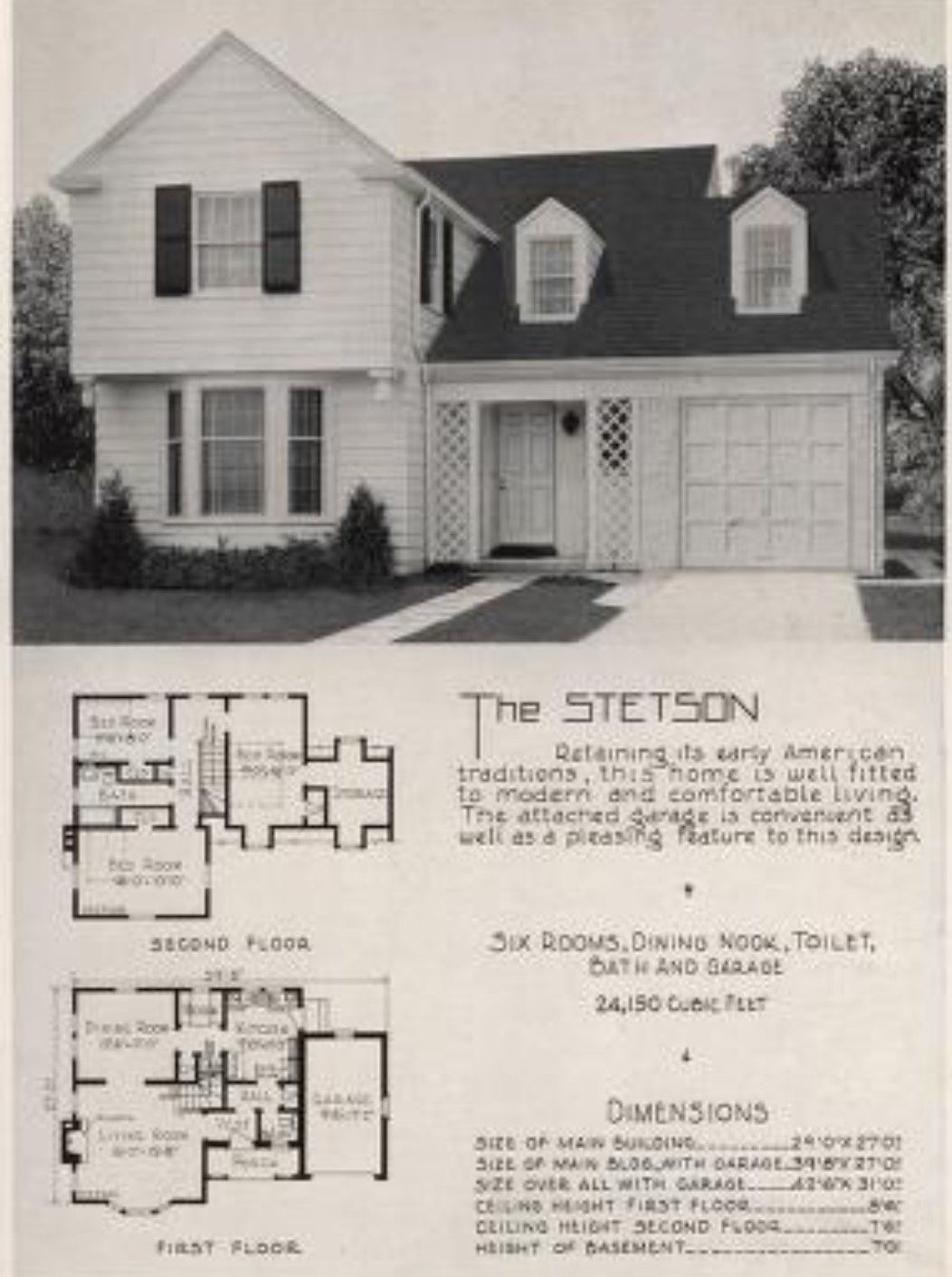 Pin By Nicole Kirschmann On Retro House Plans Narrow Lot House Plans House Floor Plans Vintage House