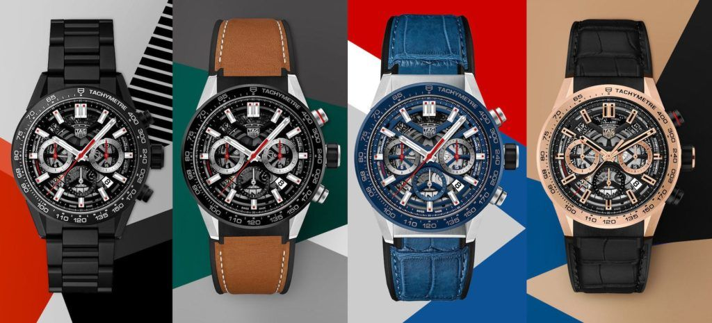 Tag Heuer Carrera Heuer 02 To Debut At Baselworld 2018 Watch