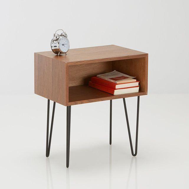 Delightful Table De Nuit La Redoute #6: Chevet Vintage, Watford La Redoute Interieurs : Prix, Avis U0026 Notation,  Livraison.