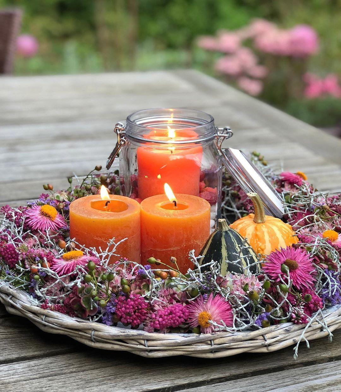 So langsam kehrt der Herbst 🍂 ein! Wie macht ihr es Euch