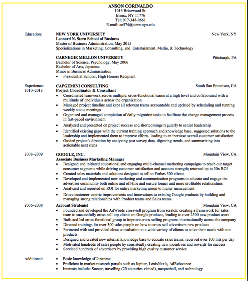 Sample Business Development And Consulting Resume Free Resume Sample Business Development Free Resume Template Word Masters In Business Administration