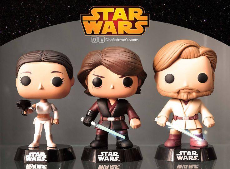 Image Result For Funko Pop Star Wars Obi Wan Funko Pop