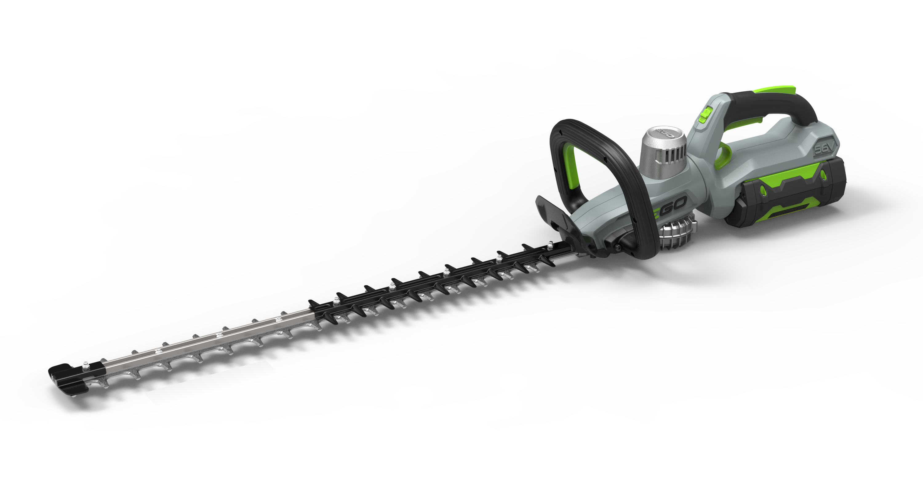 The New Ego 56v Hedge Trimmer The Power Of Petrol Without The Noise Fuss Or Fumes Www Egopwerplus Com Hedge Trimmers Hedges Garden Supply Online