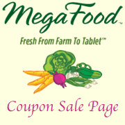 Megafood Sales And Special Discounts Whole Food Vitamins Megafood Vitamins Whole Food Recipes