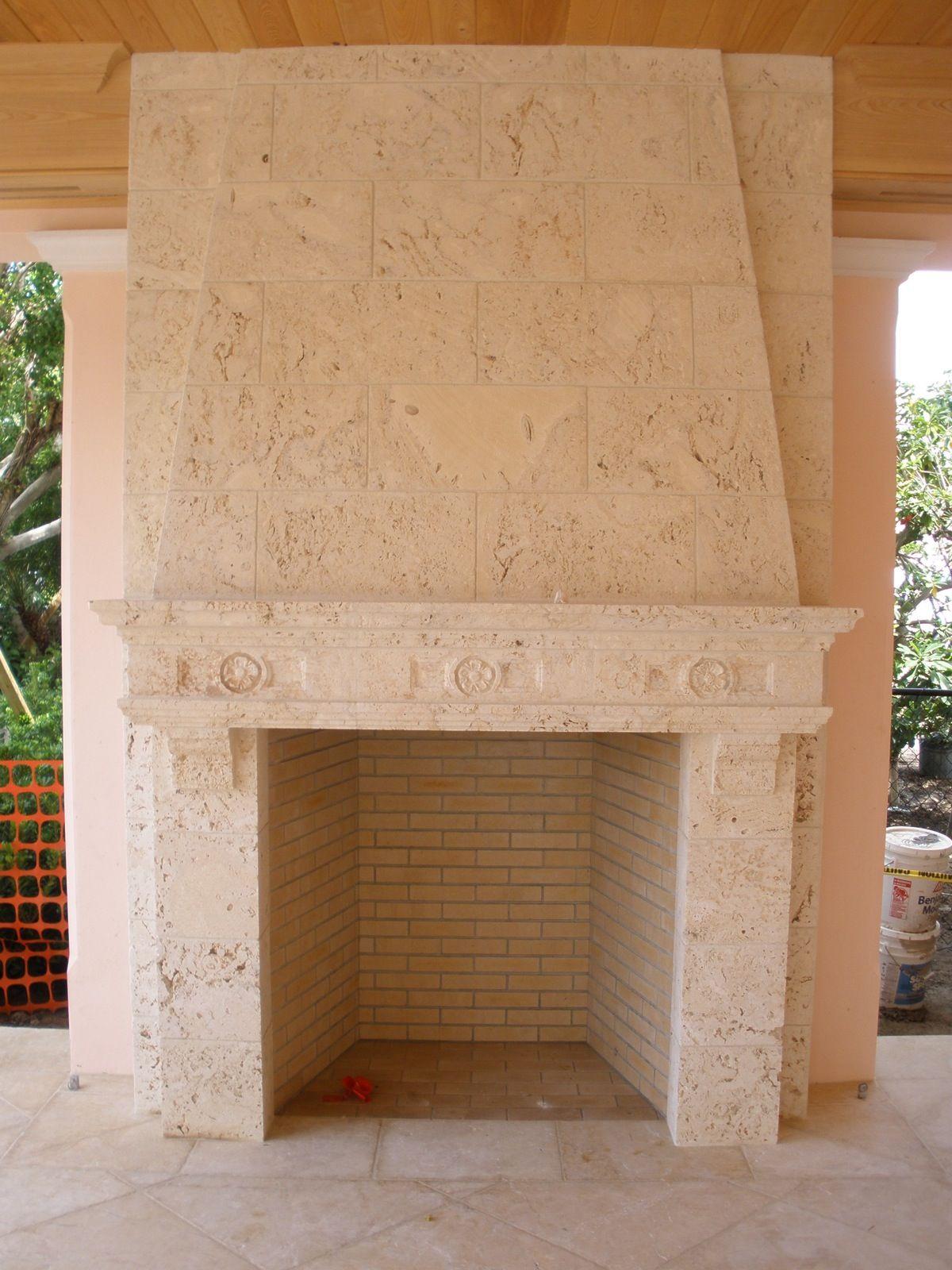 Image Result For Coquina Fireplace Fireplace Home Decor Decor