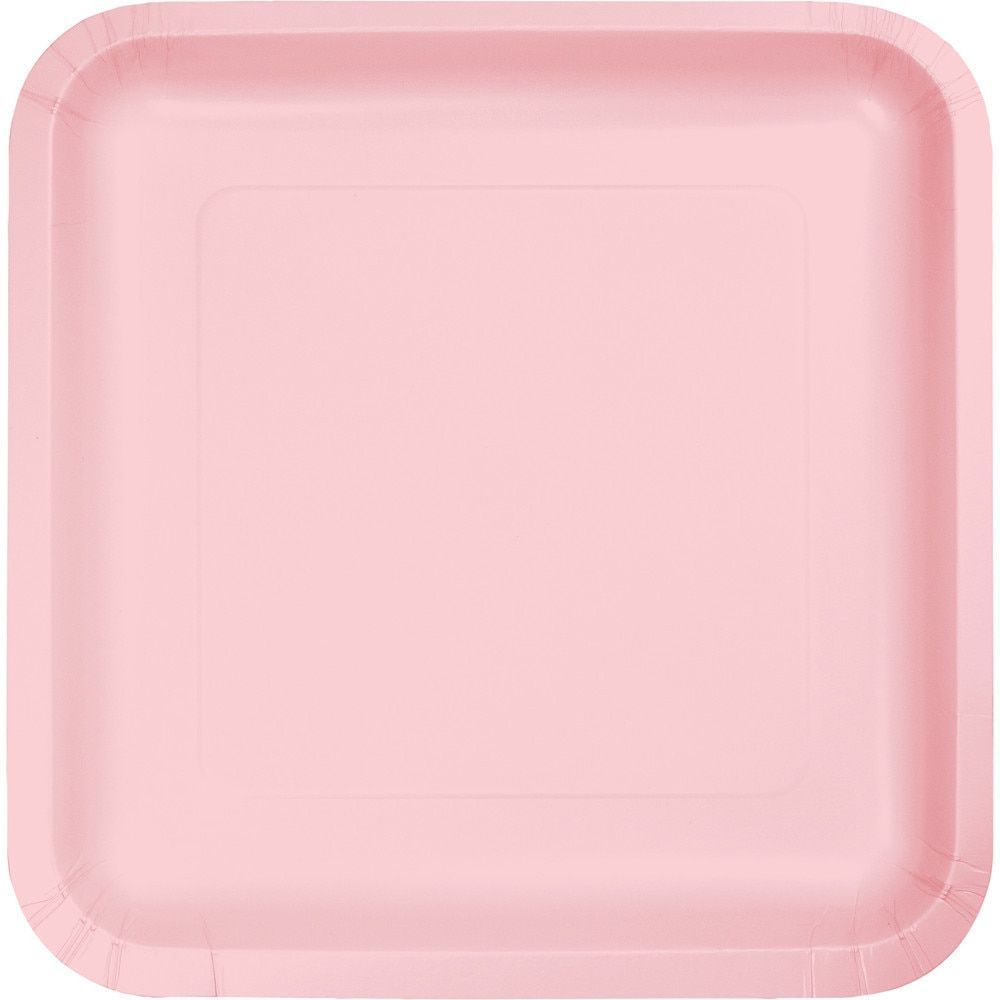 Creative Converting Touch of Color Square Deep Dish 9 inch Dinner Plates Classic Case of · Plastic PlatesDeep DishPink ...  sc 1 st  Pinterest & Creative Converting Touch of Color Square Deep Dish 9 inch Dinner ...