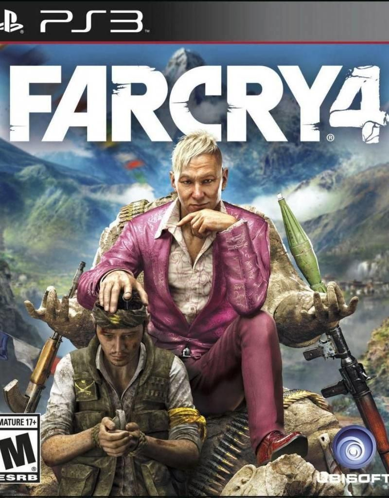 Pin By Ck On Video Gaming Far Cry 4 Gaming Pc Crime Thriller