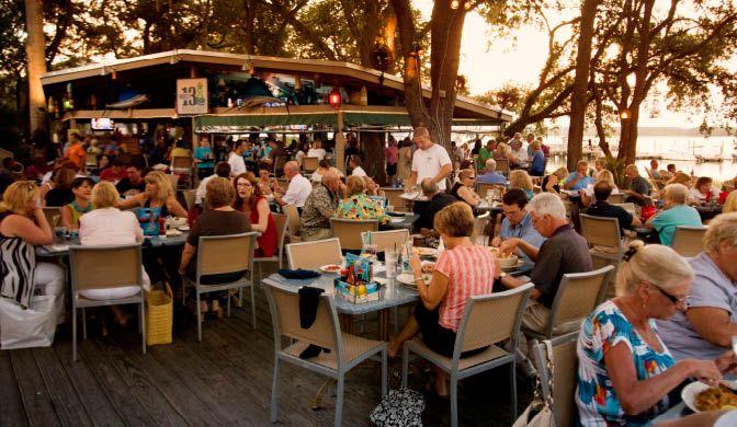 The Skull Creek Boathouse Hilton Head Island Restaurant Bar