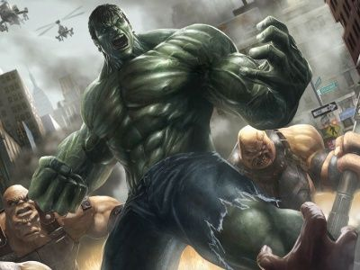 Hulk is Extremely Durable