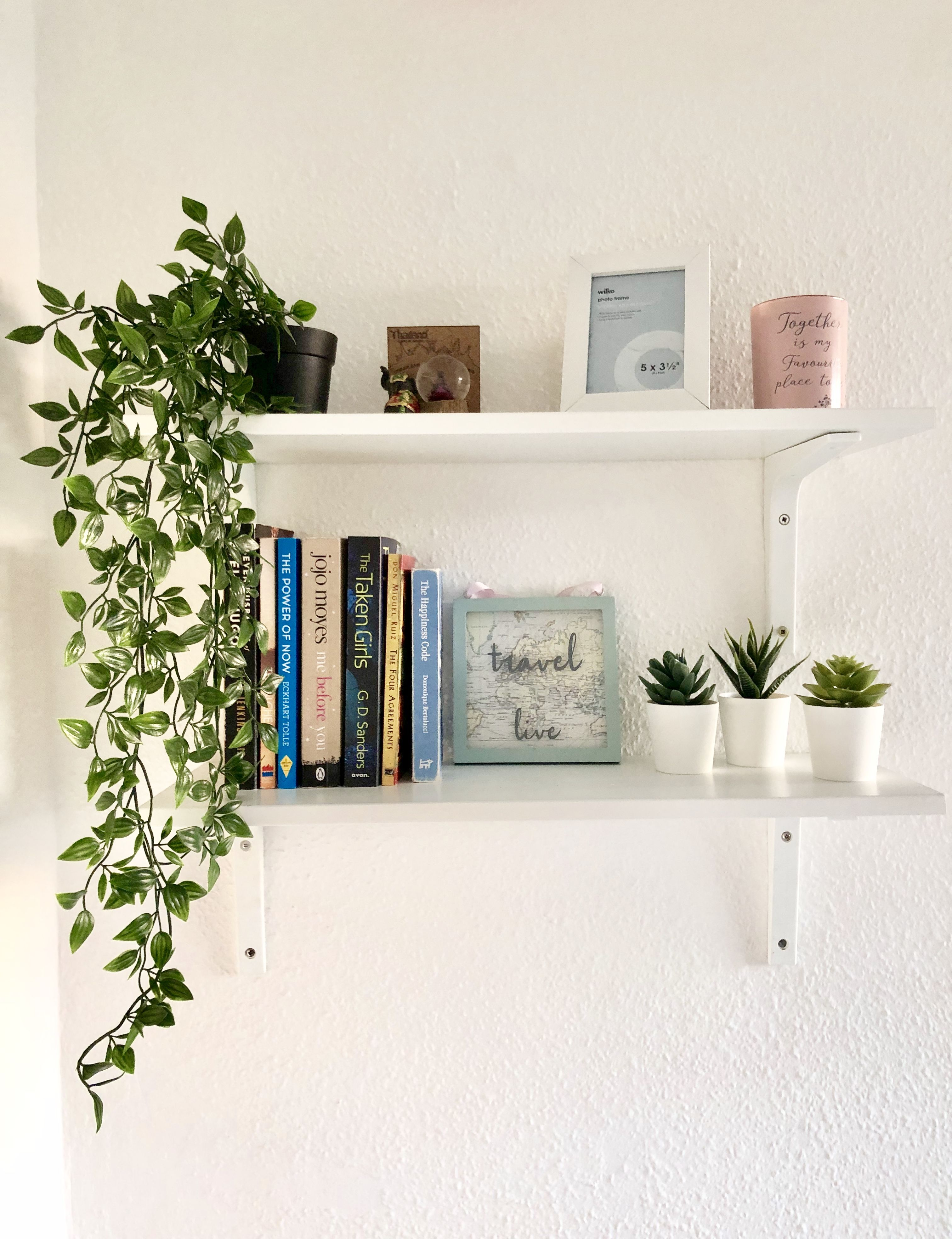 30 Exclusive Wall Shelf Ideas In 2020 Shelves For Every Room Wall Mounted Tv Decor Mounted Tv Decor Living Room Tv Wall