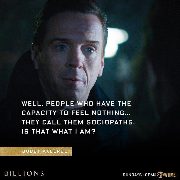 citation serie billions