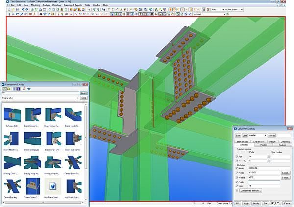 Tekla Structures Crack + 2018 Download an effective BIM software